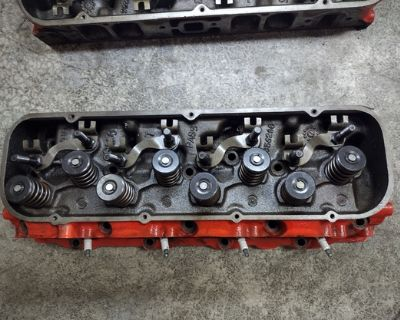 Other Parts - Chevrolet: Big Block Chevy Heads