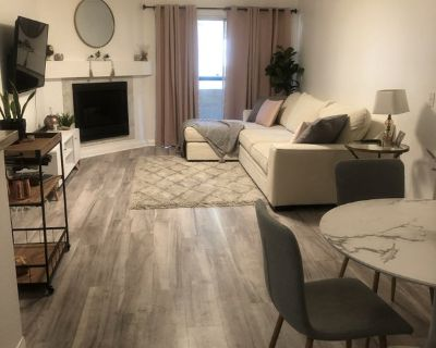 Master bedroom/ private bathroom available!