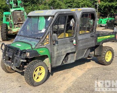2015 John Deere Gator 855D S4 4x4 Utility Vehicle