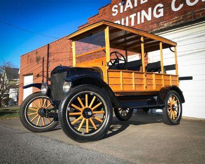 1920 Ford Model T Depot Hack