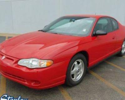 2005 Chevrolet Monte Carlo LS