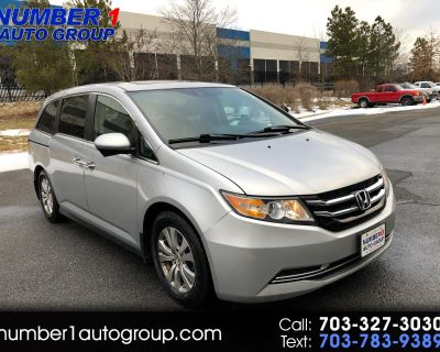 Used 2014 Honda Odyssey 4dr Wgn SE