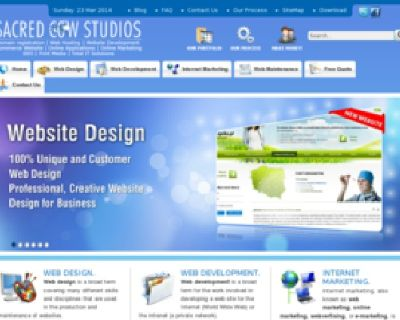 Creative Website Design Los Angeles
