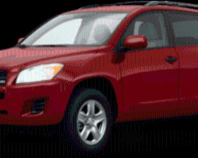 2009 Toyota RAV4 Limited V6