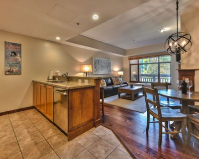 Large Upgraded One Bedroom Condo