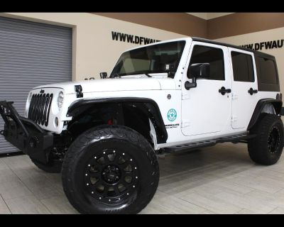 Used 2017 Jeep Wrangler Unlimited Sport 4WD