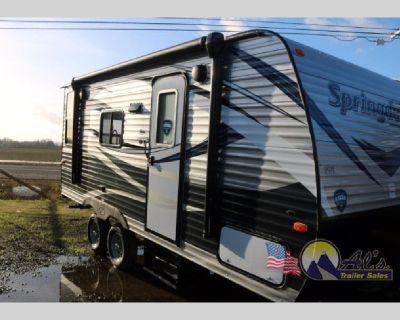 New 2018 Keystone RV Springdale 179QBWE