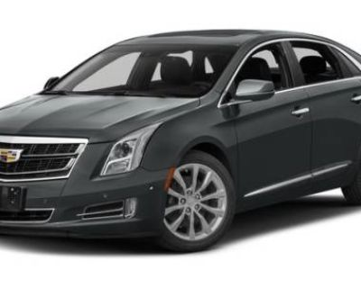 2016 Cadillac XTS Luxury Collection
