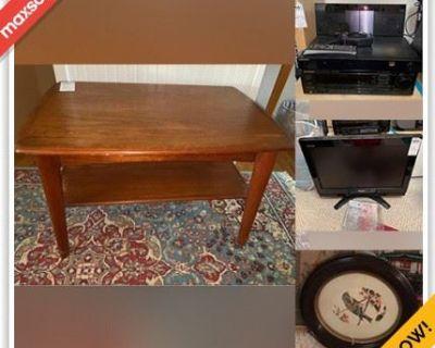 Springfield Moving Online Auction - Bradgen Court