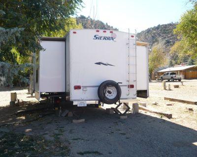 2007 Forest River Sierra 35ft Travel Trailer - Meeker