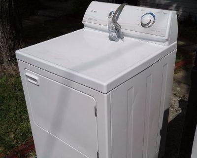 Maytag heavy-duty electric dryer