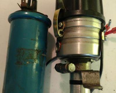 Distributor centri advance electr w/ bosch blue