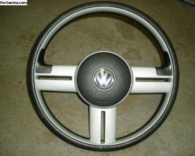 VW-lupo-3l-3-spoke-magnesium-steering-wheel-golf