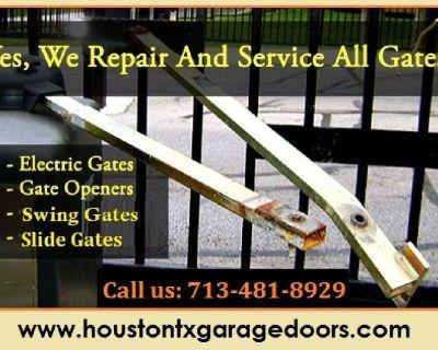 A1 Rated Garage Door Opener Repair $25.95 77008   Houston TX