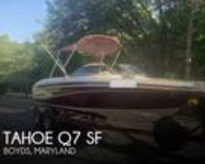 21 foot Tahoe 21