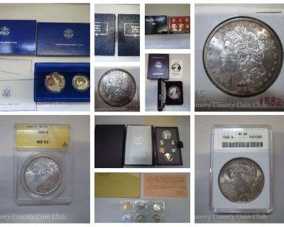 Coin Club Auction #7