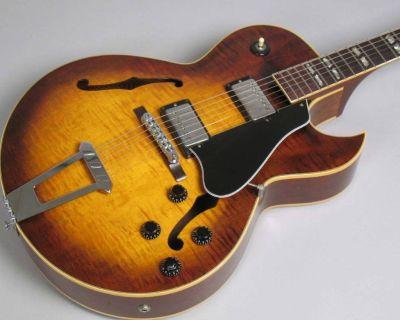 1984 Gibson ES-175 Guitar w/original Shaw pickups