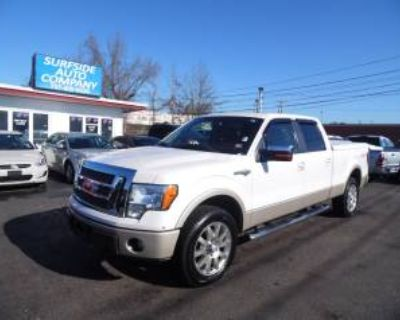 2010 Ford F-150 King Ranch SuperCrew 6.5' Box 4WD