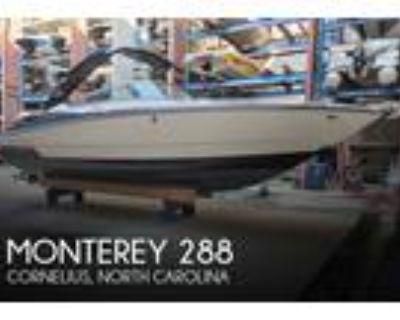 Monterey - 288 Super Sport Bowrider