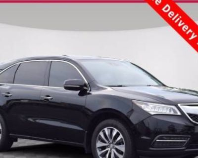 2015 Acura MDX Technology with Entertainment Package
