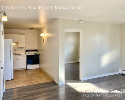 Secure Entry, On Site Laundry, Central Cap Hill, Large Walk In Closet