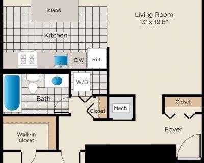 One Bedroom In Reston