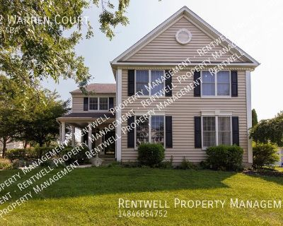 5BR 3.5 BA  Single lot w/home office  in  Exton PA. MOVE IN READY! NOW SHOWING