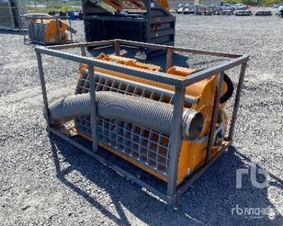 LANDHONOR DOUBLE DISCHARGE CON Skid Steer Attachments Attachment