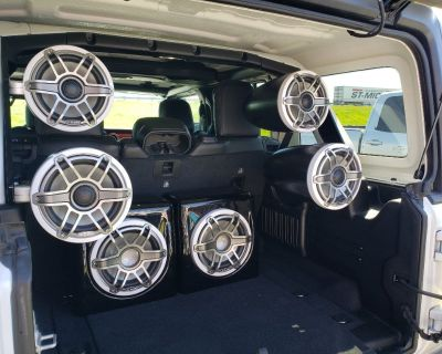Boat and car Audio