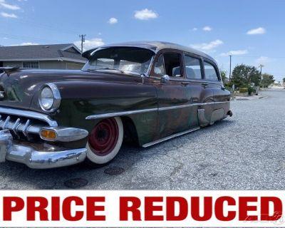 1954 Chevrolet 210 4 Dr Wagon