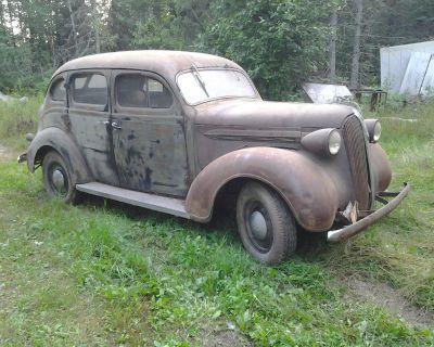 1937 Plymouth 4-Dr Sedan