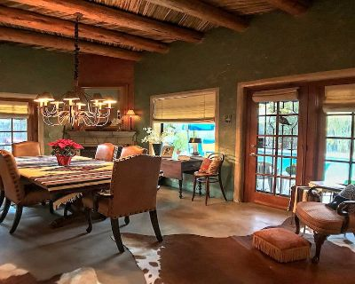 Authentic Adobe in Central Tucson Residential Area - Peter Howell