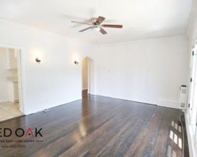 401 N Genesee Ave #105, Los Angeles, CA 90036 1 Bedroom Condo