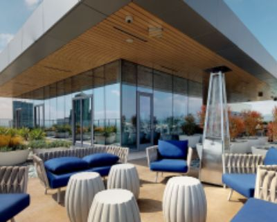 Roof top, Lounge, Kitchen and Conference Room., Los Angeles, CA