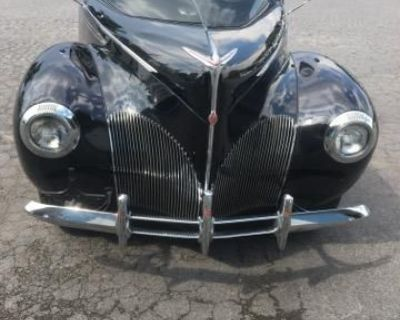 1940 Lincoln Zephyr Original