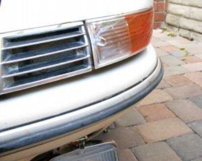 New Fog/driving Lights Hella 139 169 Style Fits Porsche 911 912 Clear Glass Lens