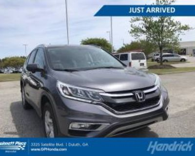 2015 Honda CR-V EX-L with Navigation AWD