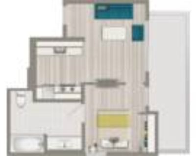 Concourse - Furnished One Bedroom Deluxe Boutique Suite EC1