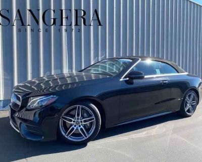 Used 2019 Mercedes-Benz E-Class RWD Cabriolet