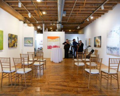 Unique & Intimate Art Gallery in SoWa, Boston, MA