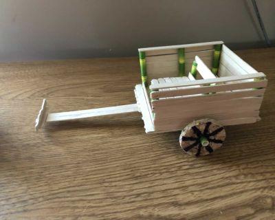 decorative wagon craft