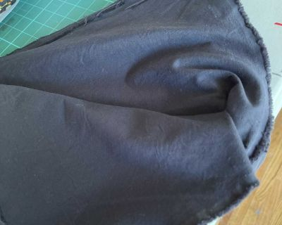 Pant weight wool fabric