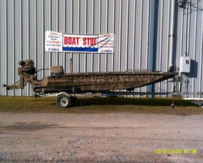 2012 Excel 1751 Viper Duck Boat