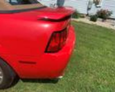 2003 Ford Mustang 2dr Convertible for Sale by Owner