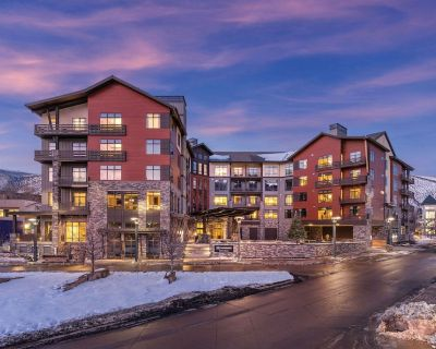 Wyndham Resort at Avon- Retreat to this 1 bedroom suite in the Rocky Mountains! - Avon