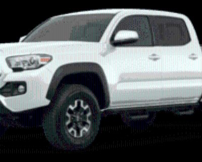 2016 Toyota Tacoma TRD Off Road Double Cab 5' Bed V6 4WD Automatic