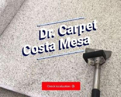 Carpet Cleaning Service Provider in Costa Mesa, California