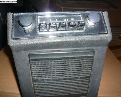 blaupunkt radio #21 M-B3