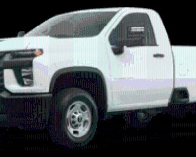 2020 Chevrolet Silverado 2500HD WT Regular Cab Long Bed 4WD