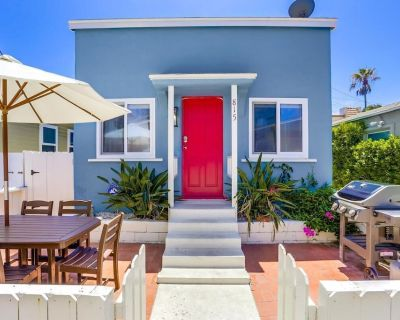 Tangiers815 by 710 Vacation Rentals | Single Family Beach Home, 60secs to beach! - Mission Beach